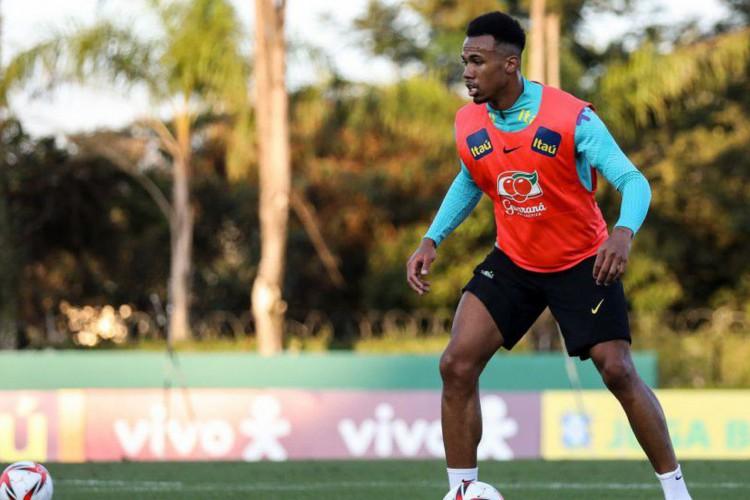 Olimpíada: zagueiro Gabriel Magalhães é cortado da seleção de futebol (Foto: )