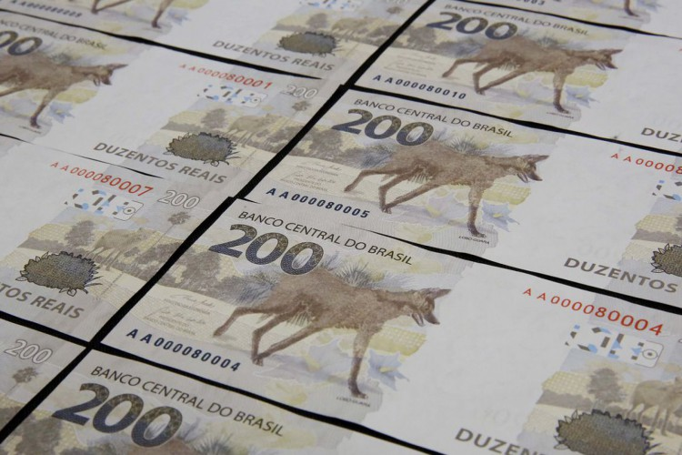 Brasília, 02/09/2020. O Banco Central (BC) lançou nesta quarta-feira (02/09) a nova nota de R$ 200,00 com a imagem do lobo-guará. Foto: Raphael Ribeiro/BCB (Foto: Raphael Ribeiro/BCB)