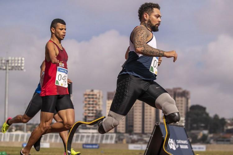 Comitê Paralímpico define delegação brasileira para Jogos de Tóquio (Foto: ALESSANDRA CABRAL)