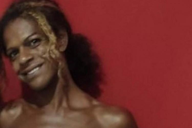 Crismilly Pérola Bombom, de 37 anos, foi encontrada morta na manhã desta segunda-feira, 5 (Foto: Foto: Arquivo de família)