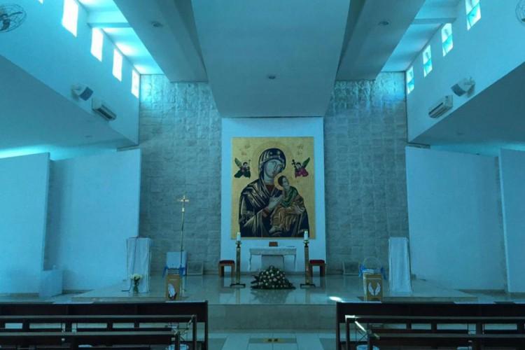 Paróquia São Raimundo Nonato (Foto: Arquivo Pessoal)