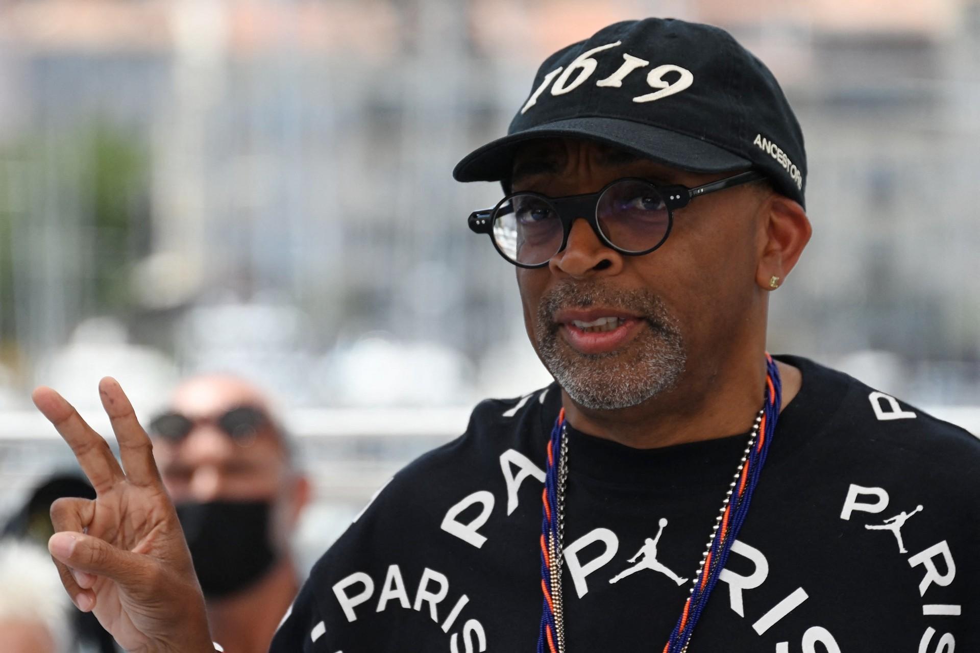 Spike Lee chama Bolsonaro de gângster na abertura do Festival de Cannes