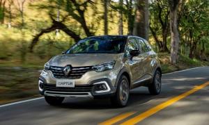 Novo Renault Captur começa em R$ 125 mil