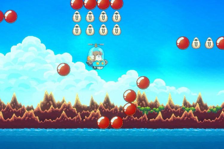 Além da opção de ativar vidas infinitas, o remake traz também novas fases, com inimigos ausentes no jogo original e um modo de jogo com apenas os embates contra os chefes do game