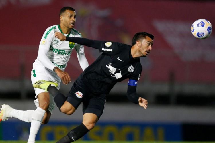 Cuiabá busca empate e deixa Bragantino com liderança ameaçada (Foto: )