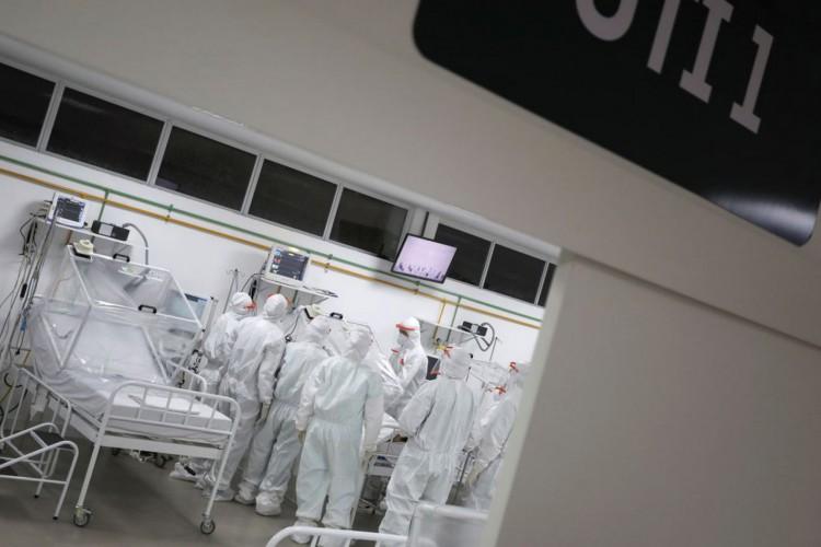 Mortalidade por covid-19 na Região Norte é mais alta, diz pesquisa (Foto: )