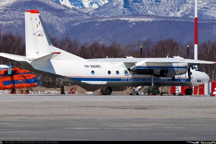 Encontrados corpos de vítimas de acidente de avião na Rússia (Foto: )