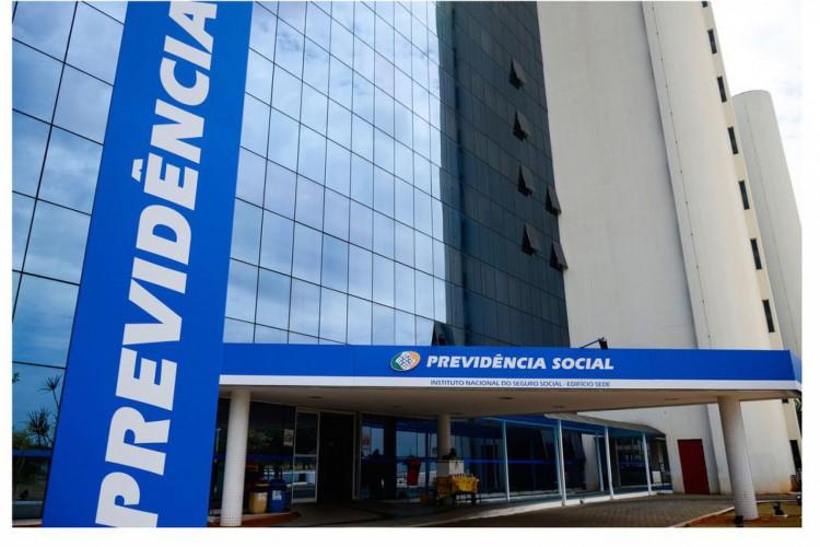 Instituto Nacional do Seguro Social (INSS) (Foto: Marcello Casal JrAgência Brasil)