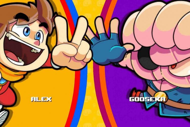 Alex Kidd in Miracle World DX é um remake do título original do Master System (Foto: Divulgação)