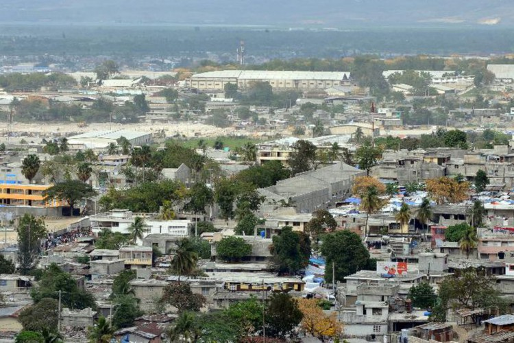 Agricultura bioecológica foi plataforma de Jovenal Moise para o Haiti (Foto: )