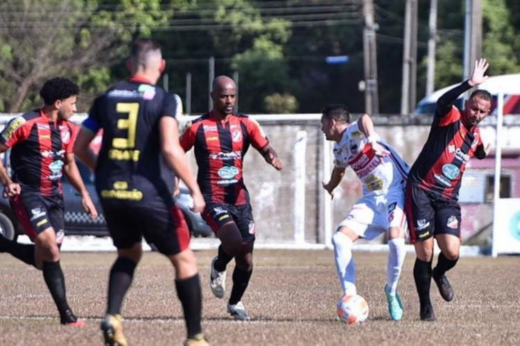 Rondoniense: Real Ariquemes e Porto Velho empatam em 1º jogo da final (Foto: )