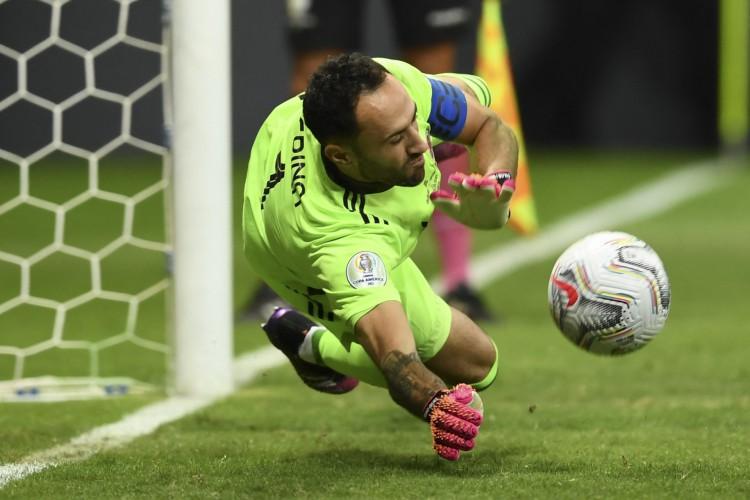 Entre os jogos de hoje, destaque para o duelo entre Peru e Colômbia, pela Copa América (Foto: EVARISTO SA / AFP)