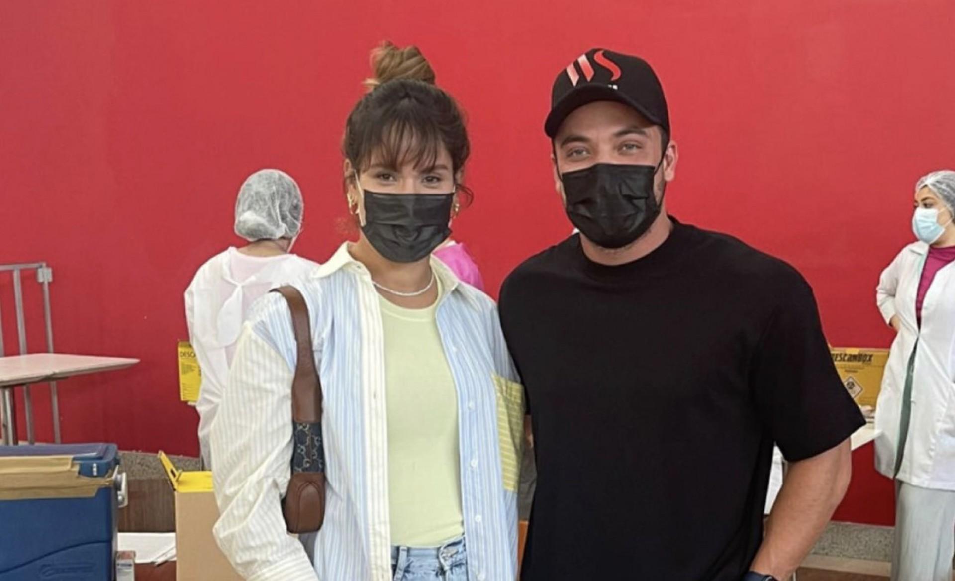 MPCE investiga suposta vacinação irregular do cantor Wesley Safadão e da esposa, Thyane Dantas (Foto: Reprodução/Instagram)