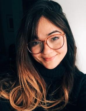 """Lorena Portela estreou com o romance """"Primeiro Eu Tive Que Morrer"""". (Foto: Arquivo pessoal)"""