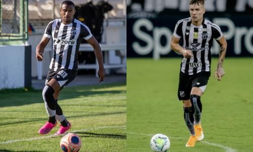 Saulo Mineiro e Charles movimentaram os cofres do Ceará