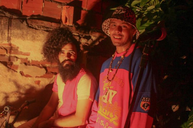 Mateus Fazeno Rock e Rodrigo Brasil estão na programação do Dragão do Mar de terça-feira, 13 (Foto: Thamires Coimbra)