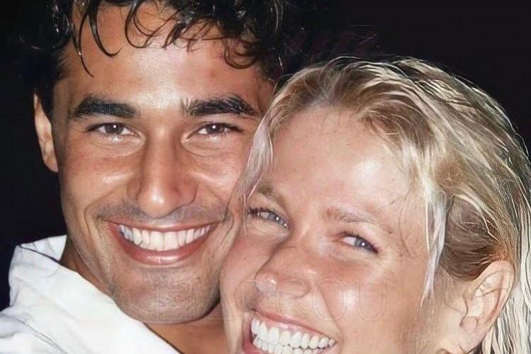 Xuxa Meneghel e o ex-marido Luciano Szafir (Foto: Reprodução/Instagram)