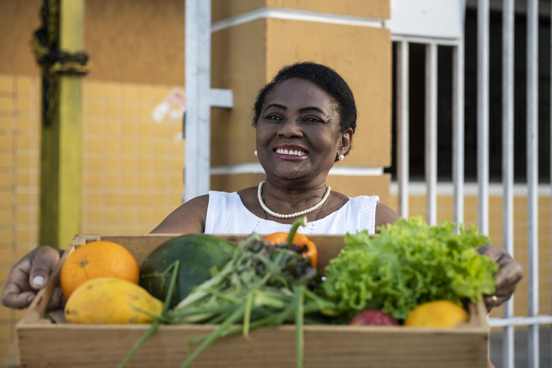 Nos 20 anos, o Mesa Brasil distribuiu mais de 51 milhões de quilos de alimentos, por meio de parceria com 600 empresas