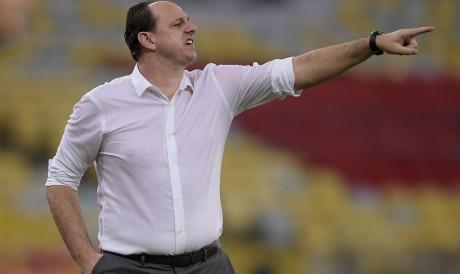Técnico Rogério Ceni foi demitido pelo Flamengo no último sábado, 10/7