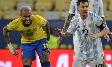 Neymar e Messi ainda não ganharam Copa do Mundo