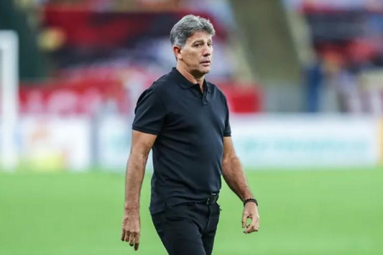 Renato Gaúcho é o novo treinador do Flamengo (Foto: Lucas Uebel/Grêmio)