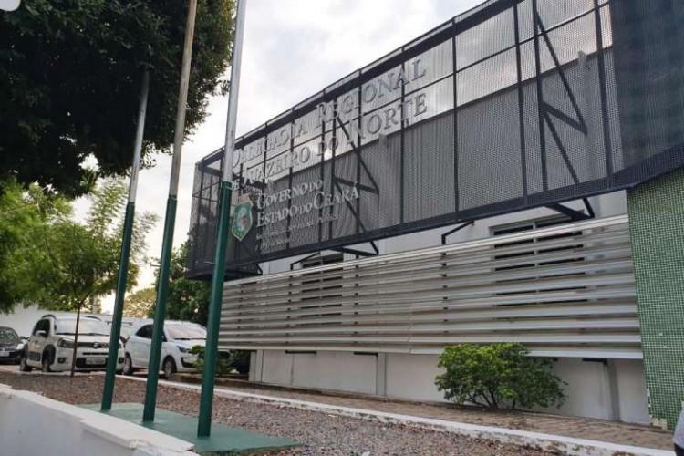 Justiça dá prazo de 30 dias para Delegacia de Juazeiro do Norte reativar sala de apoio a advogados (Foto: divulgação/SSPDS)