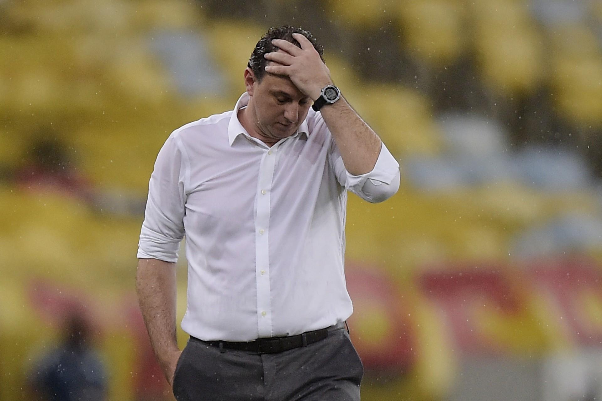Rogério Ceni foi demitido do Flamengo após oito meses no cargo (Foto: Staff images /CONMEBOL)