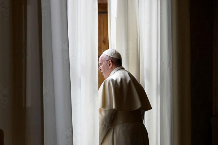 Papa agradece orações de fiéis por sua saúde (Foto: )