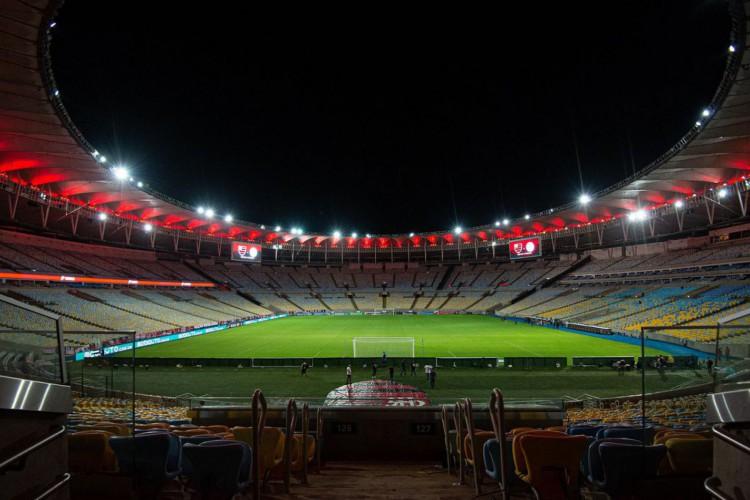 Flamengo quer receber público no Maracanã.  (Foto: Divulgação)