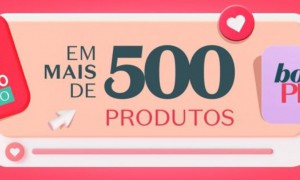 O Boticário promete até 50% de desconto em mais de 500 produtos da marca