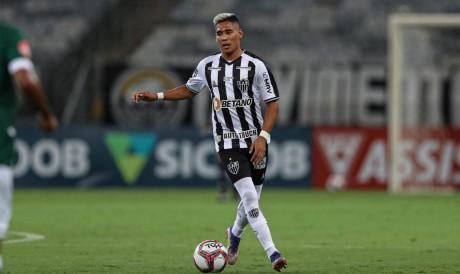 Zaracho, meia do Atlético-MG. Saiba onde assistir os jogos de hoje, terça (13/07)