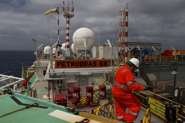 Petrobras assina acordo no pré-sal da Bacia de Santos (Foto: )