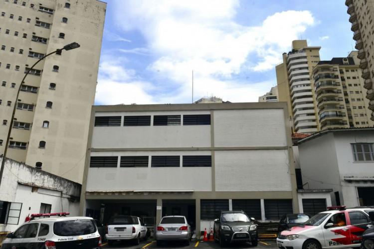 São Paulo - Fachada do antigo Doi-Codi de São Paulo, onde foi assassinado o metalúrgico Manoel Fiel Filho, em 1976 (Rovena Rosa/Agência brasil) (Foto: )