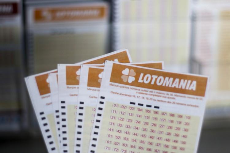 O resultado da Lotomania Concurso 2195 foi divulgado na noite de hoje, terça, 13 de julho (13/07). O prêmio da loteria está estimado em R$ 2,5 milhões (Foto: Deísa Garcêz em 27.12.2019)