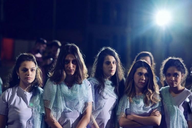 'Medusa' é apresentado na 'Quinzaine des Realisateurs', do Festival de Cannes (Foto: Reprodução/ Instagram @anitarochadasilveira)