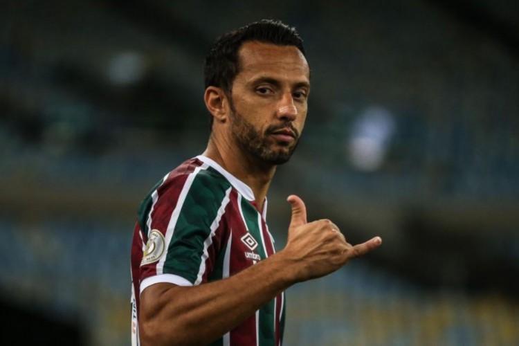 Nenê, meia do Fluminense. Saiba onde assistir os jogos de hoje, terça (13/07) (Foto: Lucas Merçon/Fluminense FC)