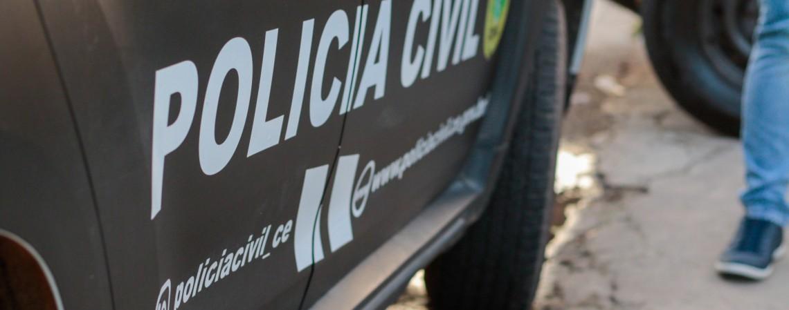 Suspeita foi presa em hotel onde receberia R$ 20 mil de vítima; representante de produtor disse que a empresa não atua no Ceará (Foto: Barbara Moira)