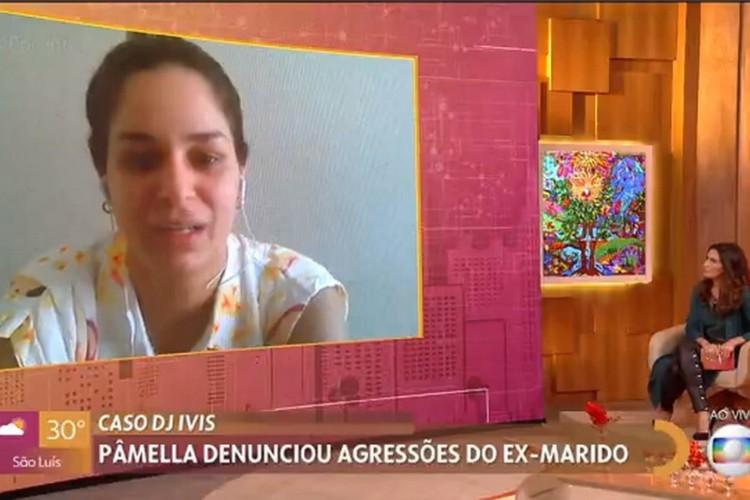 A vítima relatou que o artista não pedia desculpas nem se arrependia  (Foto: Reprodução/Rede Globo)