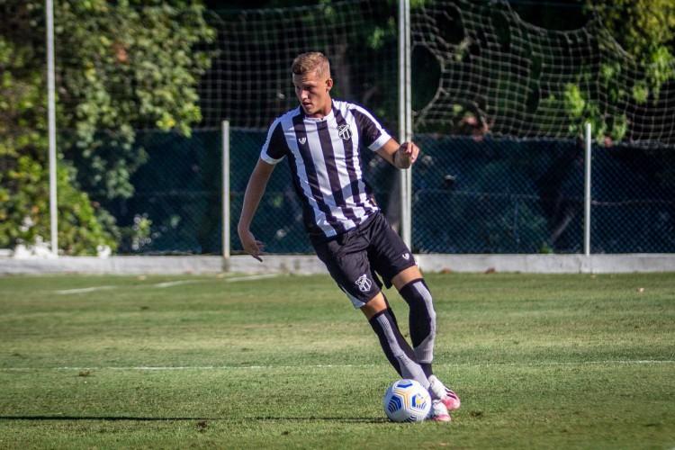 O Ceará enfrenta o Fluminense pela quinta rodada do Campeonato Brasileiro de Aspirantes. Saiba onde assistir e as prováveis escalações (Foto: Fernando Ferreira/Ceará SC)