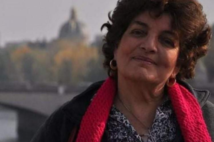 A professora Mirtes Amorim faleceu nessa terça-feira, 13. Ela estava aposentada da Universidade Federal do Ceará (UFC) (Foto: Arquivo pessoal)
