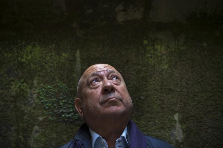 Christian Boltanski, um dos principais artistas franceses contemporâneos, morre aos 76 anos (Foto: Miguel RIOPA / AFP)