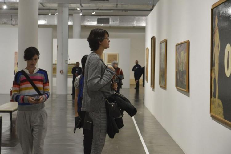 Curadores brasileiros em artes visuais podem participar da Bolsa de Pesquisa Curatorial Brasil-Alemanha-França (Foto: Rovena Rosa/Agência Brasil)