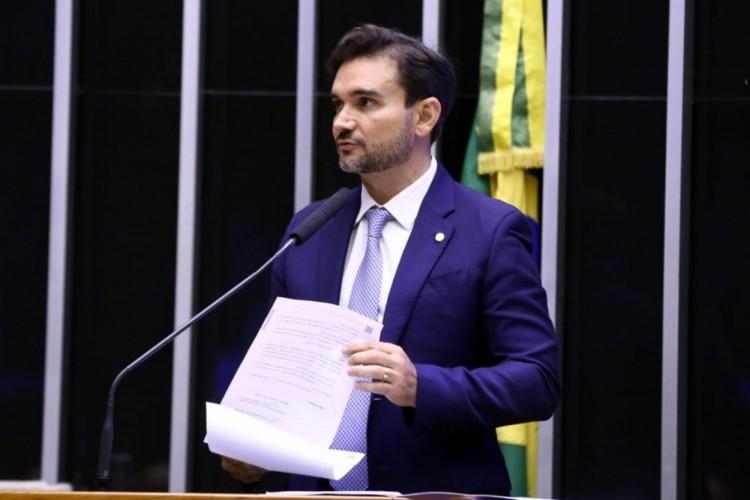 Discussão e votação de propostas com Dep. Celso Sabino (PSDB - PA) (Foto: Najara Araujo/Câmara dos Deputados)