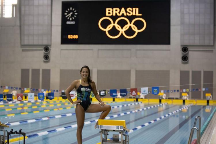 Olimpíada: Time Brasil já tem 140 atletas treinando no Japão (Foto: JONNE RORIZ)