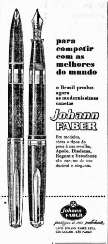 #tbtdaLayout: Canetas Johann Faber