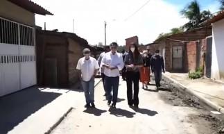 Autoridades municipais e estaduais visitaram o local nesta quinta-feira, 15