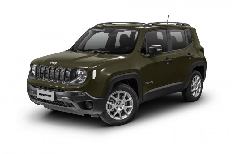 Jeep Renegade Sport sai por R$ 84.235, ou seja, 19% abaixo do preço público considerando a isenção e os descontos que a marca oferece (Foto: DIVULGAÇÃO)