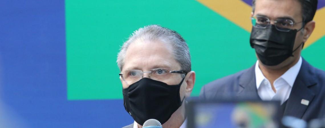Secretário estadual da saúde, Jean Gorinchteyn (Foto: Divulgação/Secom/GESP)
