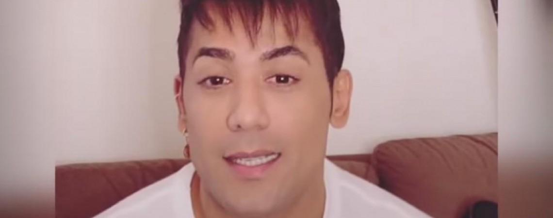 Cantor sertanejo Tiago se pronuncia após cirurgia de faloplastia, cirurgia para aumento peniano. (Foto: Reprodução/Instagram)