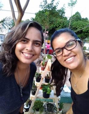 Mayara e Joelma sócias da Varanda Viva
